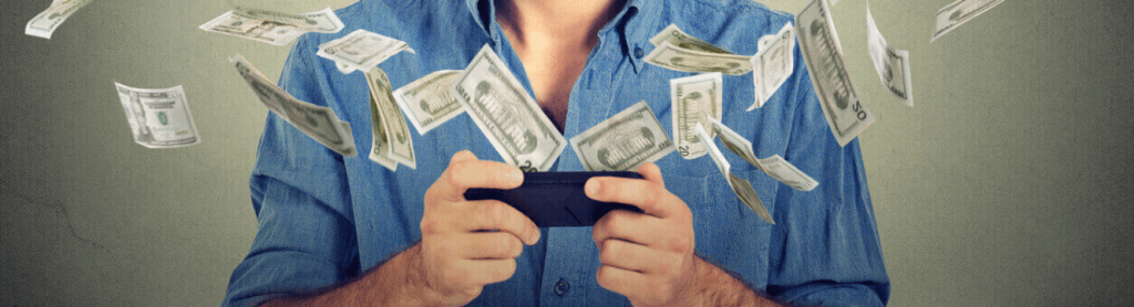 Välkomstpaket - En bonus vid varje insättning hos casinon utan licens
